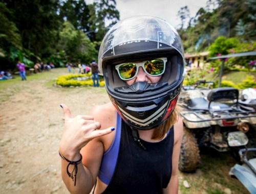 ATV Riding in Guarne, Colombia with Medellin Adventure Trails