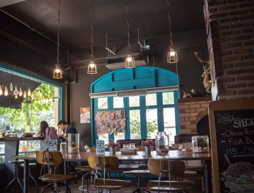 Coffee Villa, Chiang Mai, Thailand
