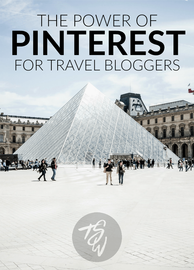 Unleash the power of Pinterest to grow your travel blog! Check out the full post to find out how.
