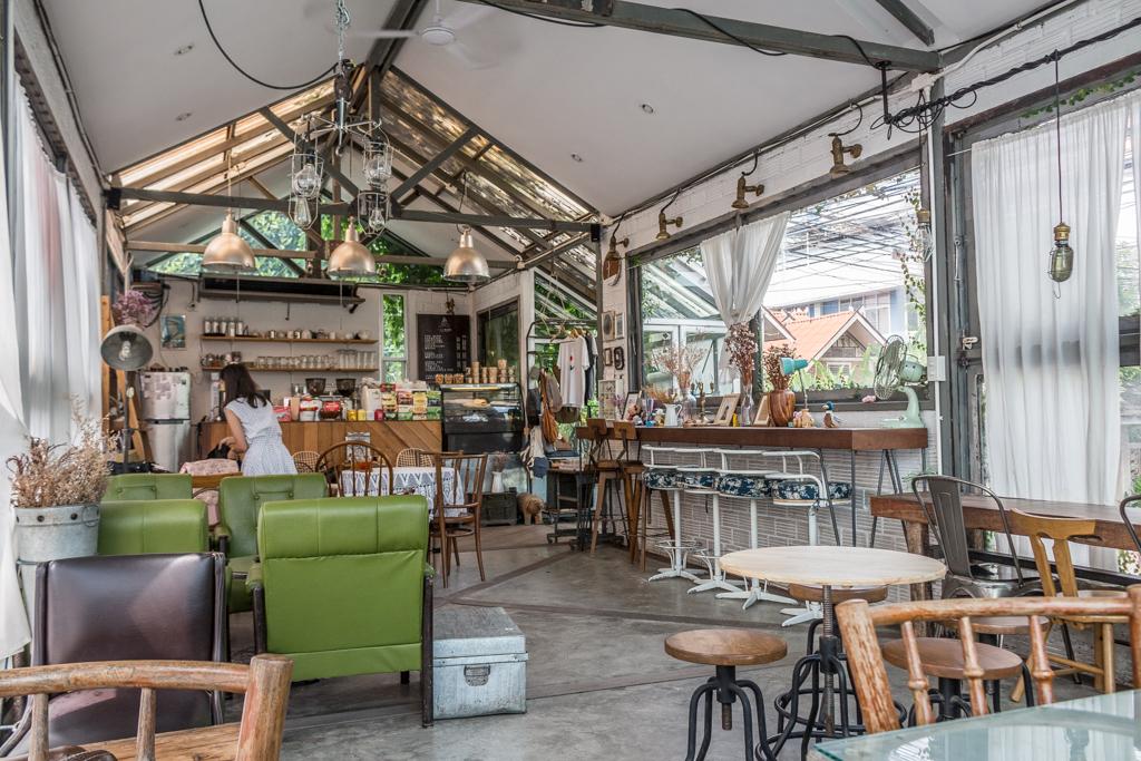 Nimmanhaemin Cafes, Chiang Mai, Thailand