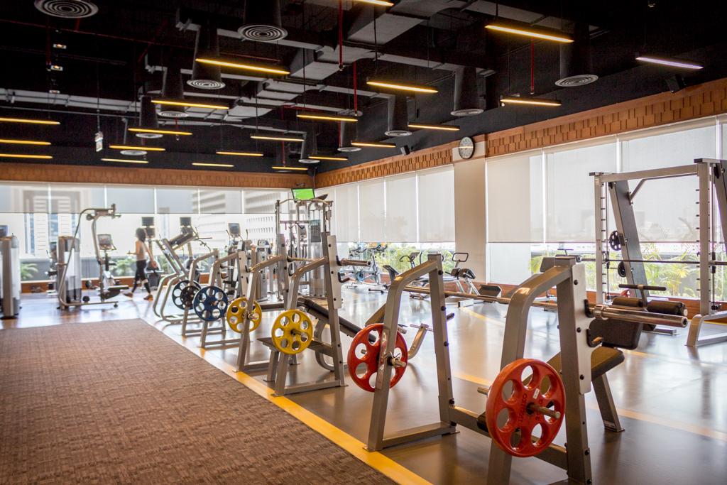 Amari Watergate Bangkok Gym