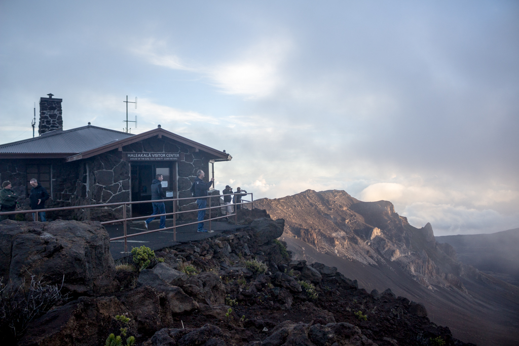 Summiting Haleakala for Sunrise, Maui, HawaiiSummiting Haleakala for Sunrise, Maui, Hawaii