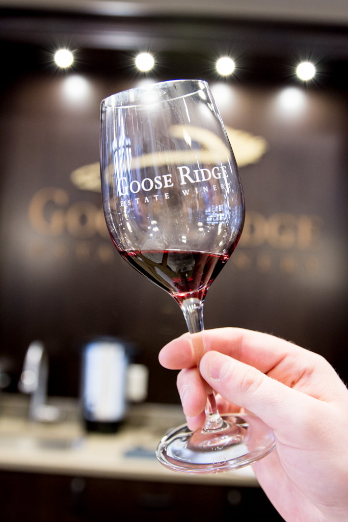 Goose Ridge Winery, Leavenworth, Washington