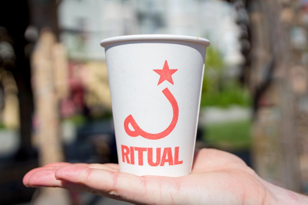 Ritual Coffee Roasters, Hayes Valley, San Francisco