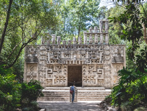 Museum of Anthropology, Mexico City, Mexico