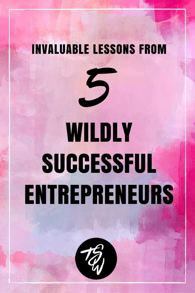 "The five most important and powerful lessons from the 5 entrepreneurs I keep in my ""inner circle,"" the ones whose ideas and attitudes I surround myself with daily."