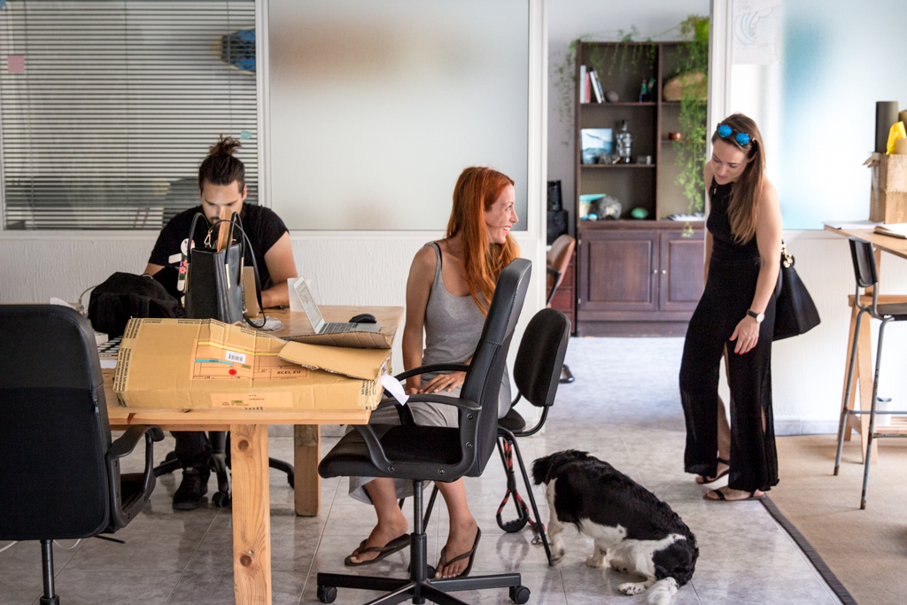 Co-living and co-working with Hub Fuerteventura in Corralejo, Spain