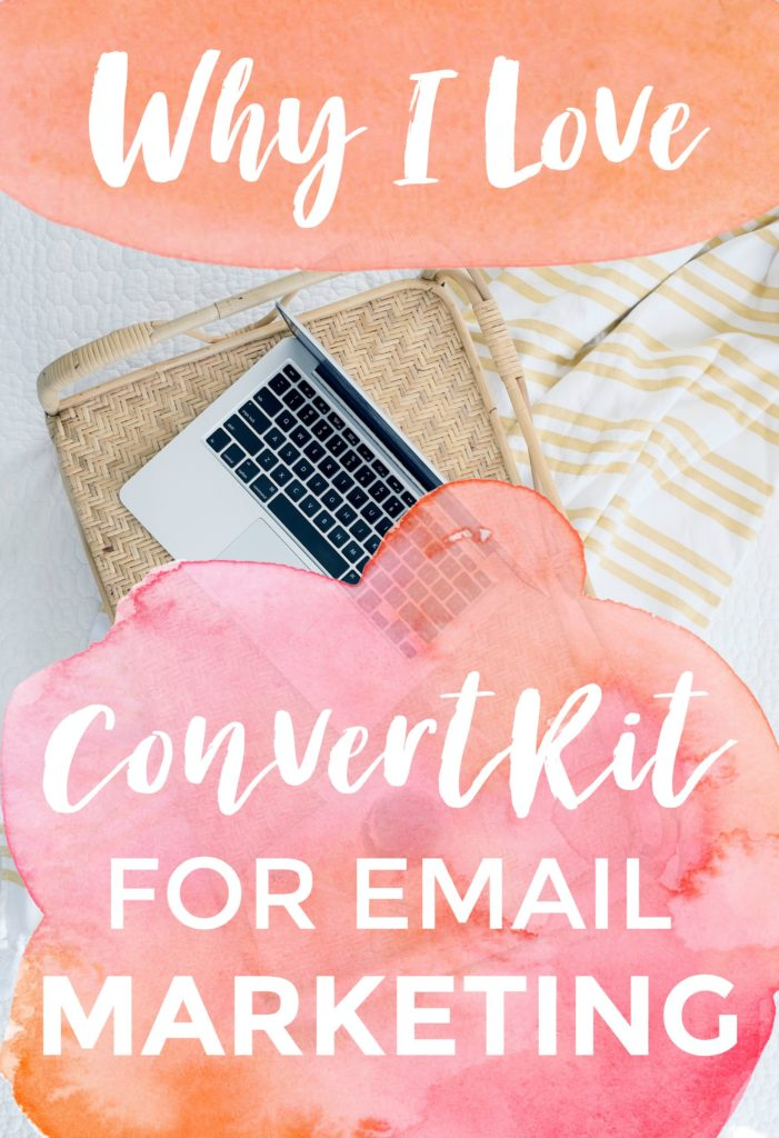 I'm using ConvertKit to grow my online business through email marketing. See why I love this powerful platform!