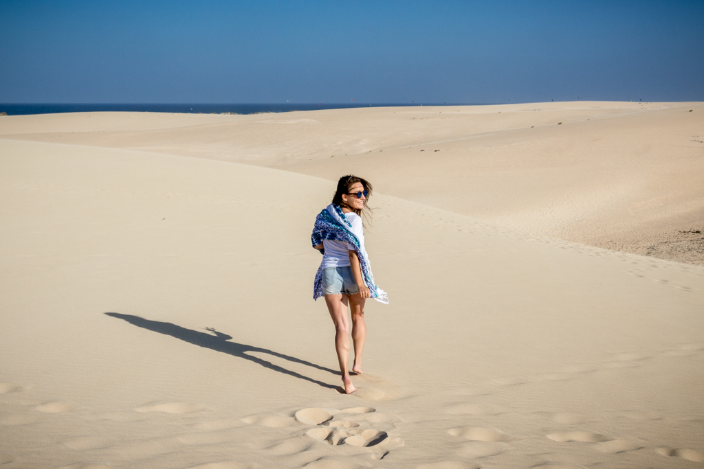 Top things to do in Fuerteventura, Spain: Visit the Corralejo Dunes!