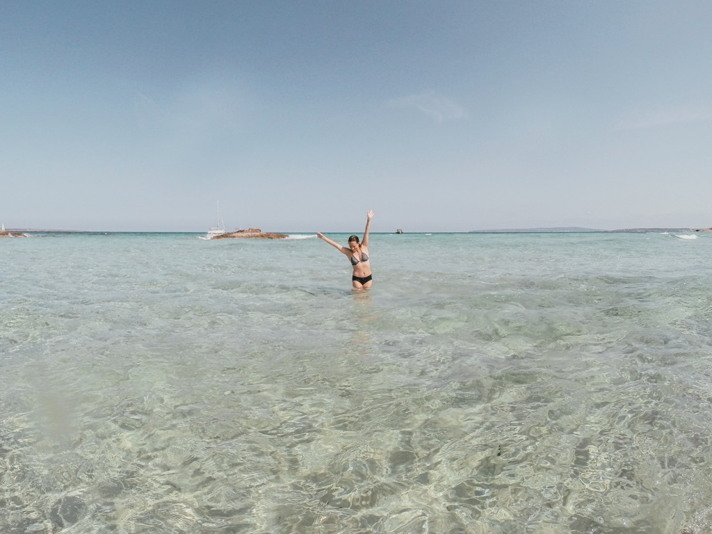 A day trip to Formentera, Spain