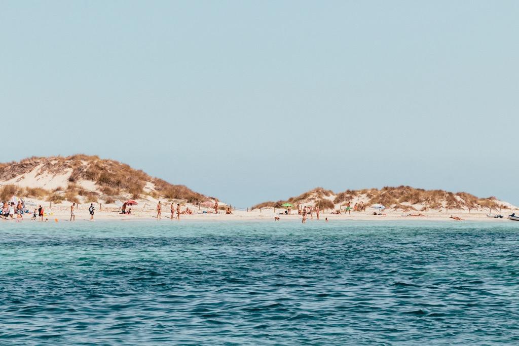 A week in Ibiza, Spain