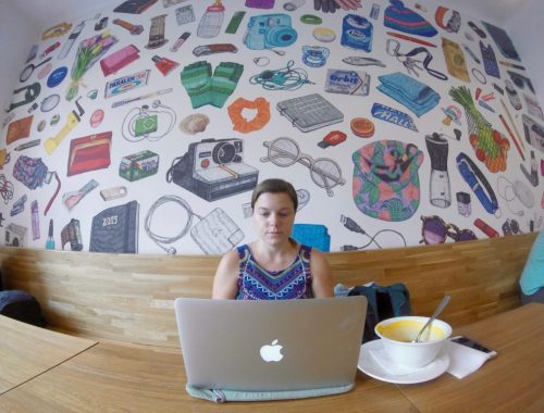 Eva Explores location independence interview: remote work with a travel startup