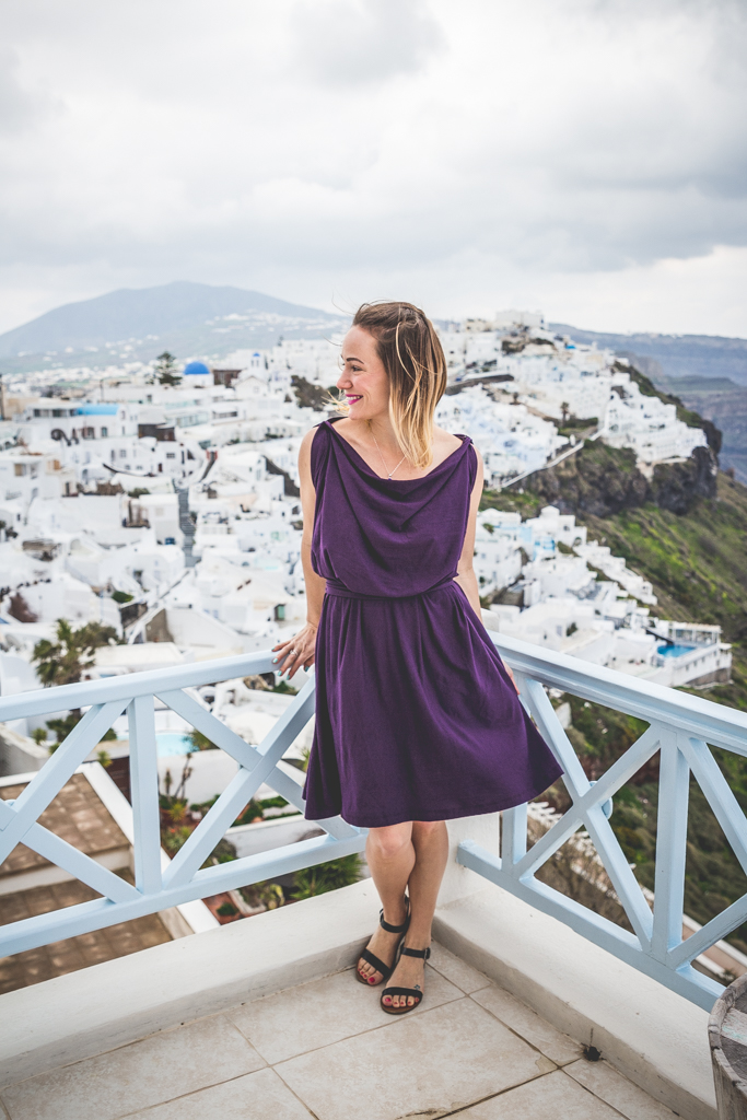 Encircled Multiway Clothing: How to style the Chrysalis Cardi while traveling