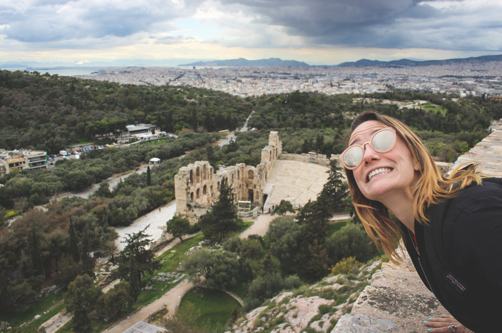 Mother-Daughter trip to Athens, Greece