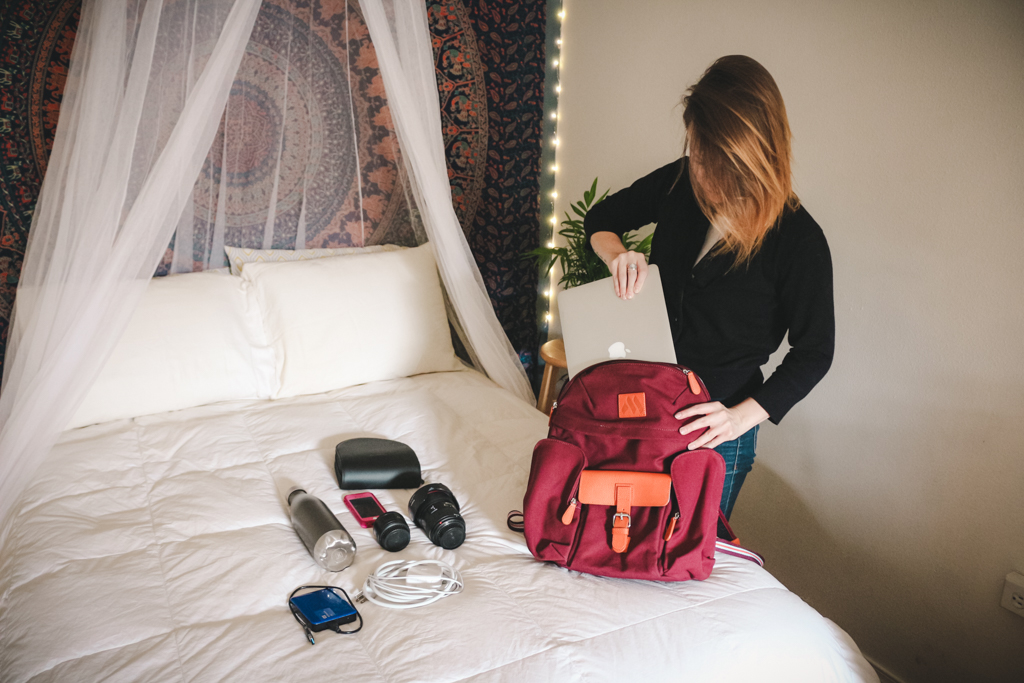 Machir Casual Backpack: The Perfect Bag for Work or Play