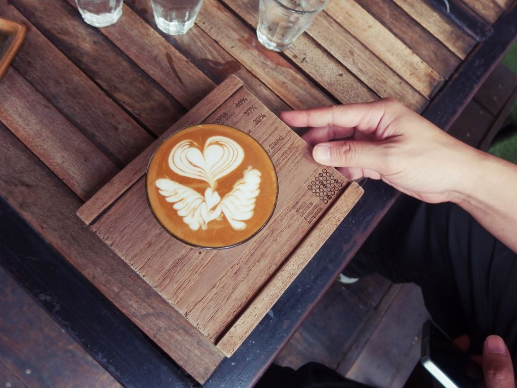 Cafe con Leche, a popular way to drink coffee around the world