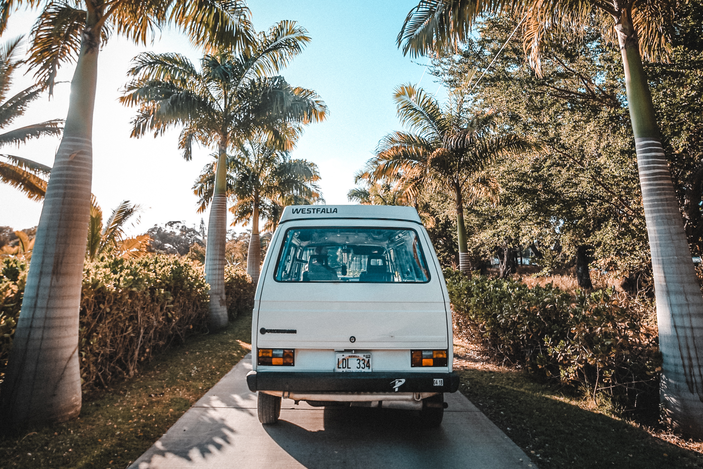 Westfalia Camping on Maui: What You Need to Know