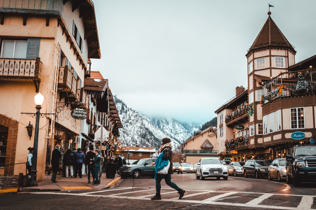 Reasons to Add Leavenworth, Washington to your winter travel bucket list.