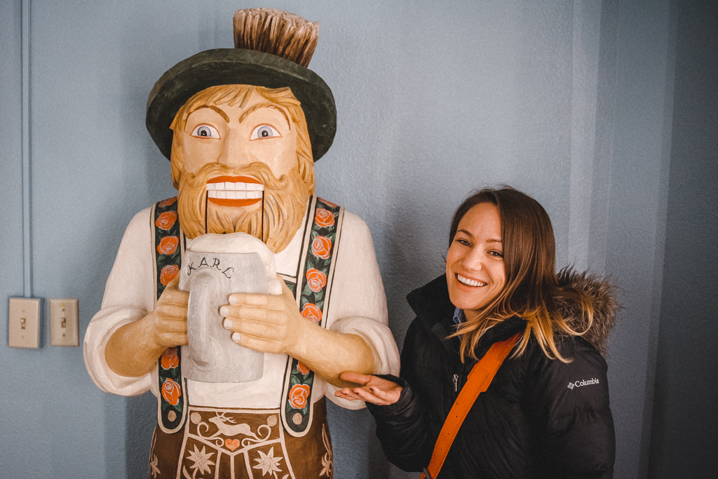 The Nutcracker Museum in Leavenworth, Washington