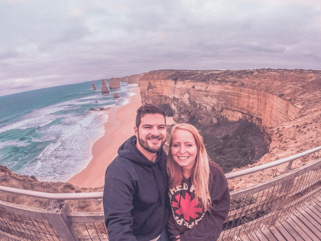 How to Scale a Business While Traveling the World: Interview with Maggie and Nick of Living to Roam