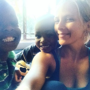 Volunteering Kenya Kisii Balloon Ventures