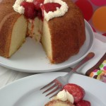 Strawberry Margarita Poundcake Recipe