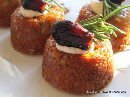buttermilk fig cakes 4