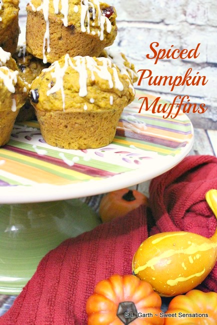 spiced pumpkin muffins 44