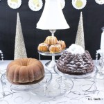 Holiday Dessert Table and Tips on Presentation