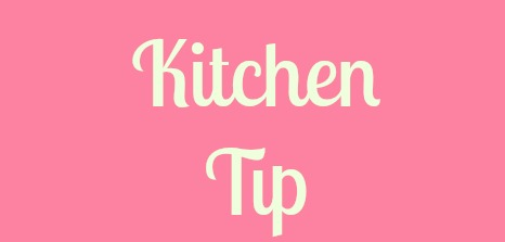 Celebrate Your Story link party #36 and a Kitchen Tip that will keep you from sending money down the drain.