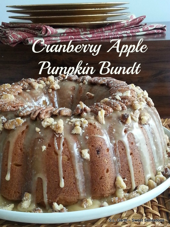 Permalink to Autumn Bundt Cake Recipes