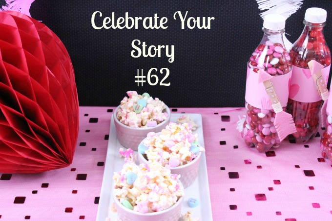 Please share your DIY's, recipes, crafts and ideas at Celebrate Your Story link party. All are welcome!