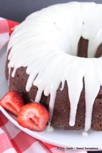 A Freeze Dried Strawberry Bundt is the perfect way to capture the essence of the fruit and ensure that the batter isn't soggy.