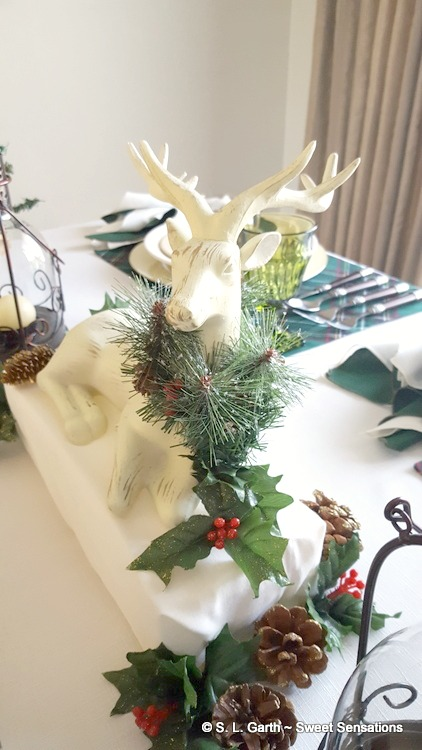 My Rustic Inspired Plaid Accented Christmas Tablescape was styled with a simple and homely ambiance in mind, and it feels light and approachable.