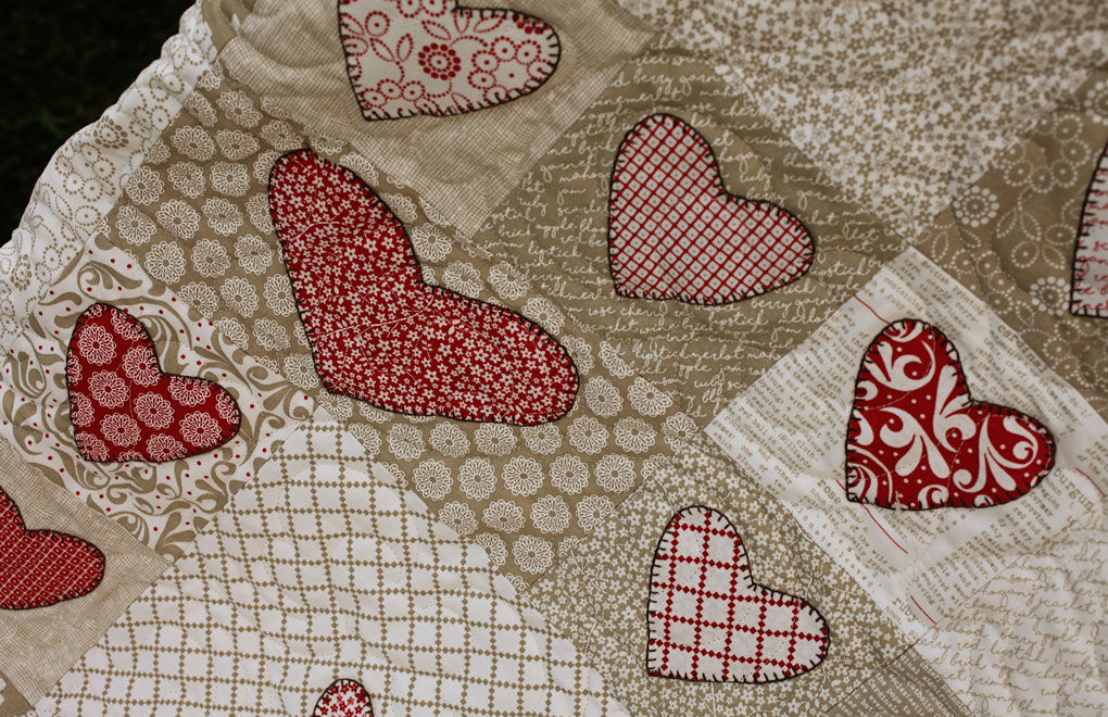 Project Red Quilt Kits! | Sweetwater : red quilts - Adamdwight.com