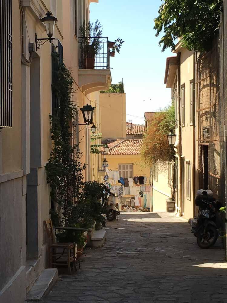 Small Alleys in Plaka