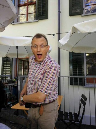 HDS Lehrer Peter Oberholzer