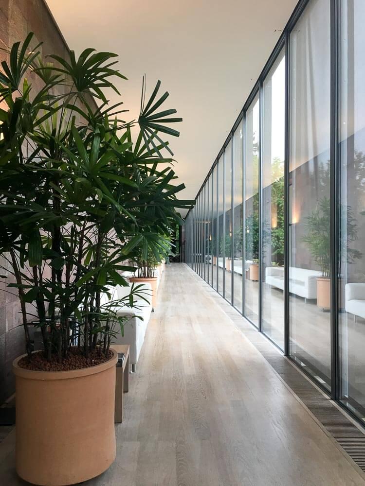 Fondation Beyeler by Renzo Piano