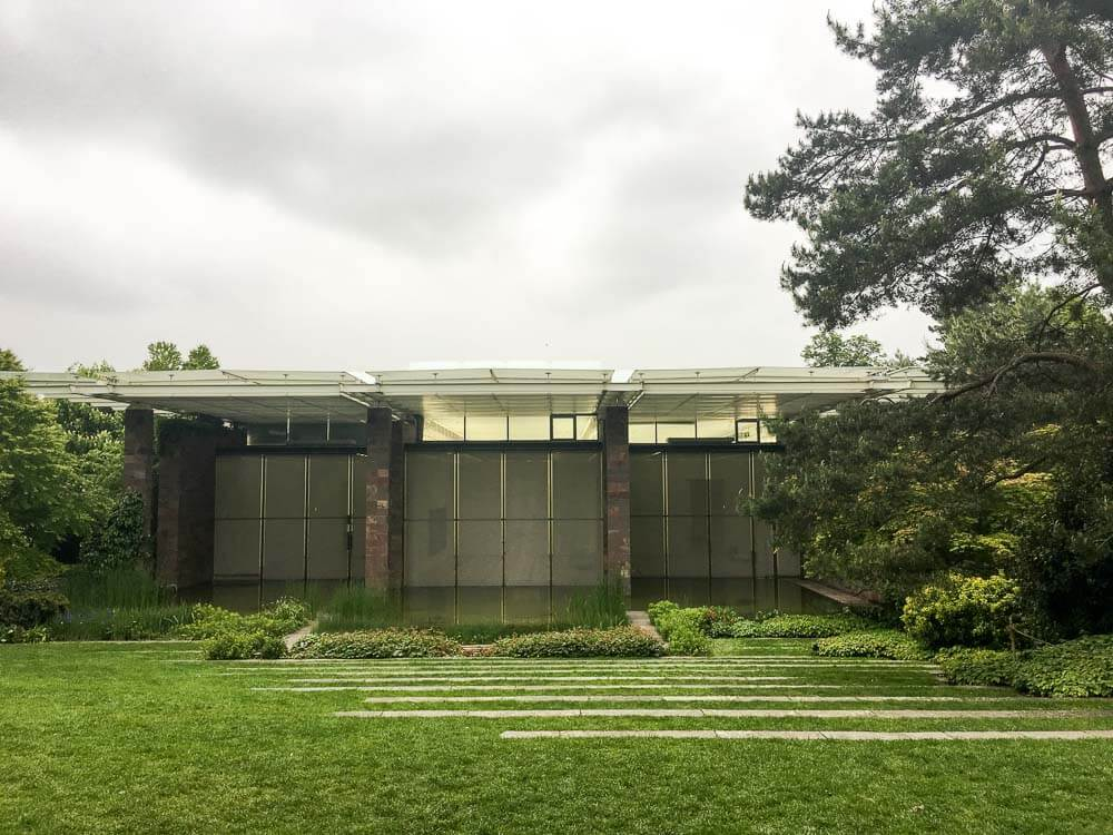 Fondation Beyeler by Renzo Piano