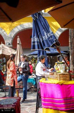 Mexican Food Kiosks