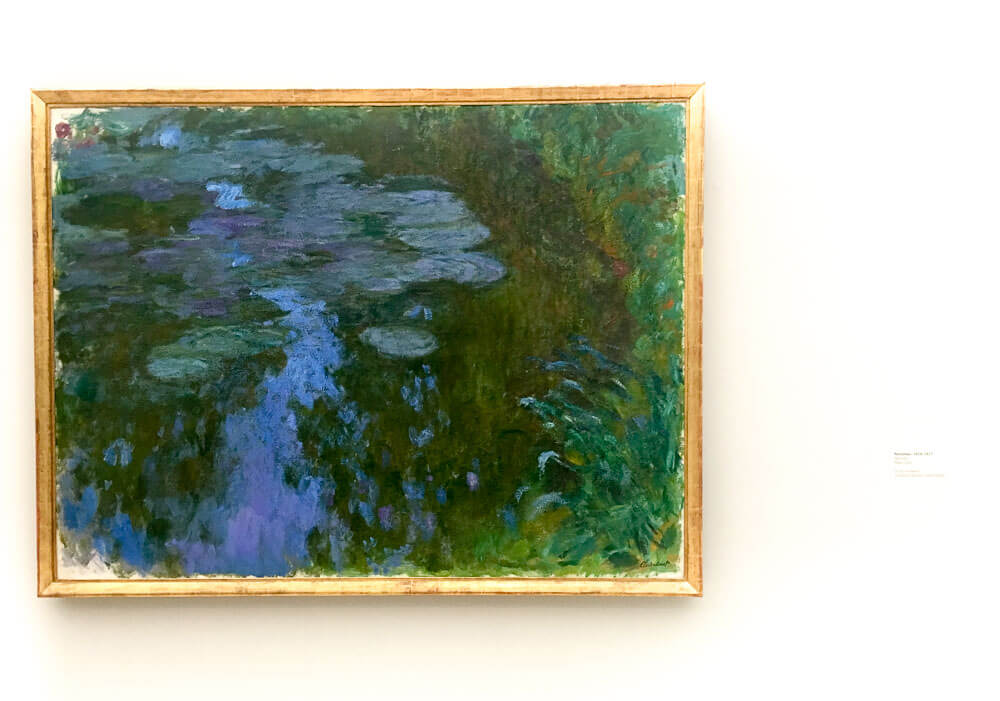 Water Lilies, 1914-1917