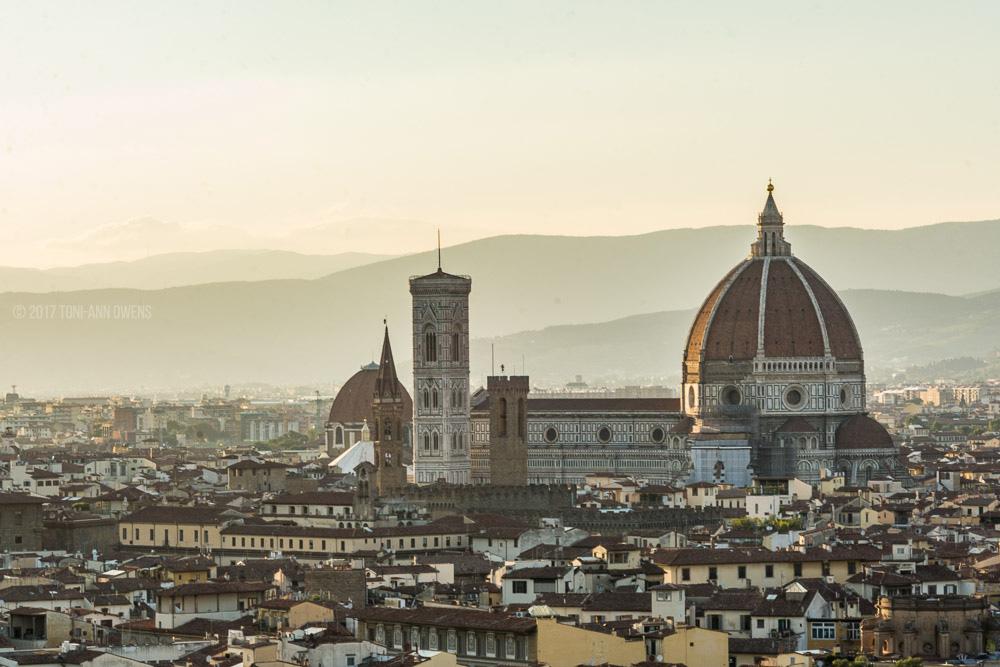 Santa Maria del Fiore + Il Duomo in Florence, Italy