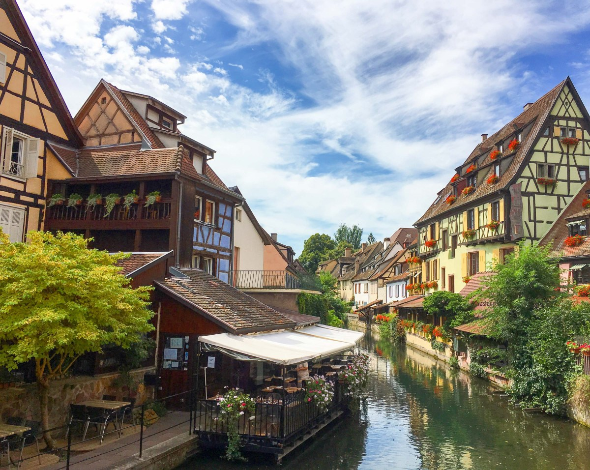 A Day In the Medieval Fairy-Tale Town of Colmar, France