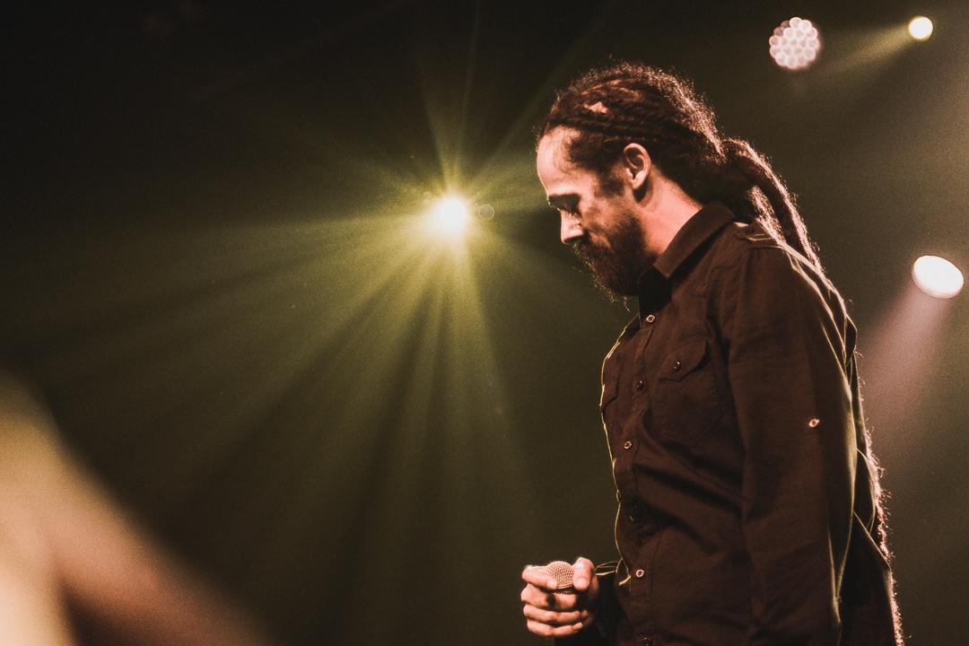 Damian Marley at Club X-Tra (Zurich Switzerland) © 2017 Toni-Ann Owens