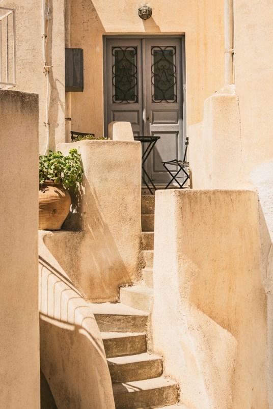 Streets in Pyrgos
