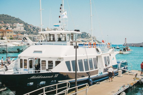 Boat for a French Riviera Cruise