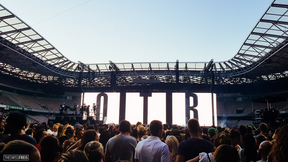 Beyonce & Jay-Z's OTR II Concert in Nice France