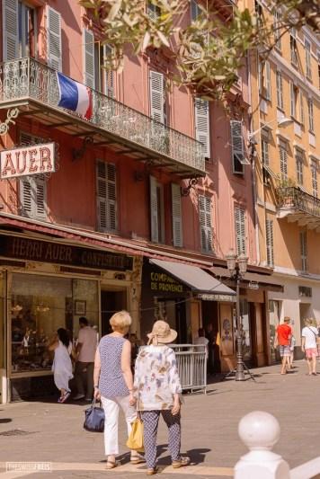 Vieille Ville France