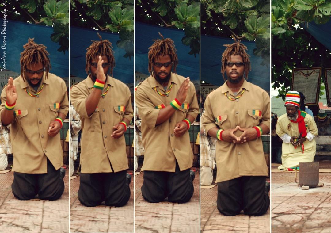 Rastafarian Worship