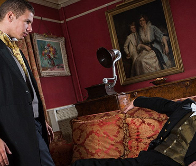 Men Com Makes Downton Abbey Esque Period Piece About Horny Young Lords Who Fuck Their Footmen